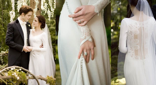 Vestido de novia de 27 bodas