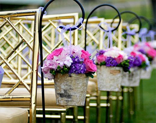 Flores para tu boda hortensia pyp - Decoracion con hortensias ...