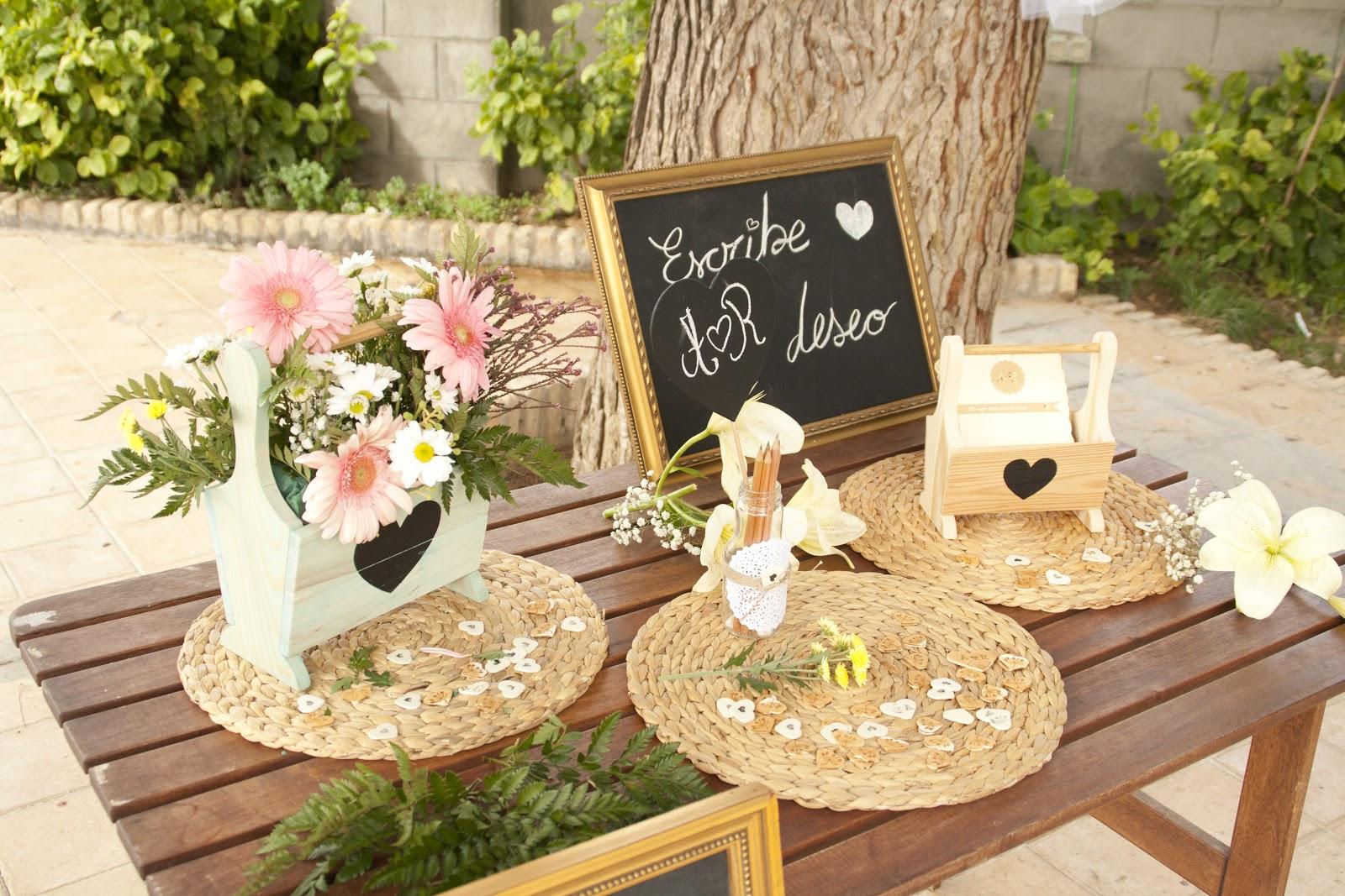 Los deseos de la boda