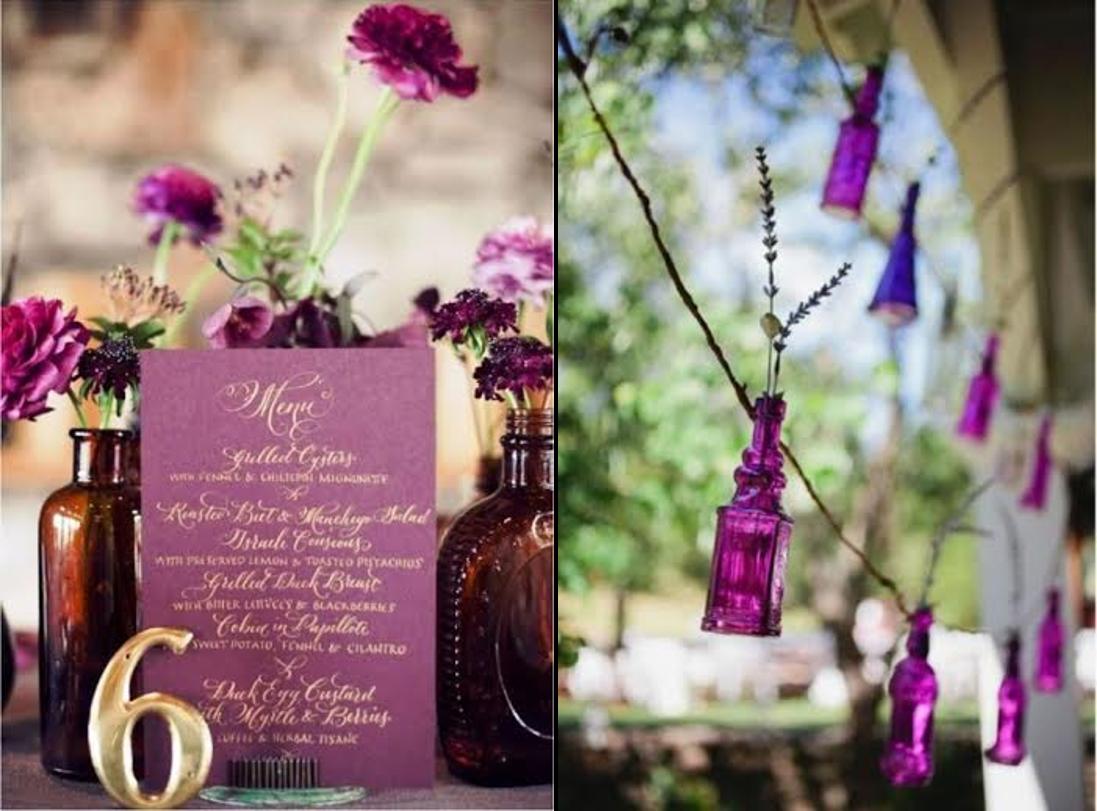 Excepcional Uñas Boda Púrpura Bosquejo - Ideas Para Esmaltes ...