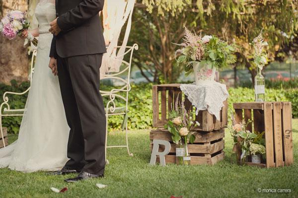 Altar por qu decorarlo e ideas perla y paniculata - Donde conseguir cajas de madera ...