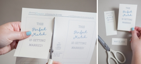 SomethingTurquoise-DIY-Perfect-Match-Save-the-Date-Invitations-0005