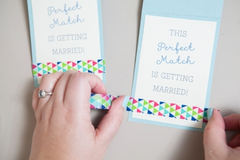 SomethingTurquoise-DIY-Perfect-Match-Save-the-Date-Invitations-0009