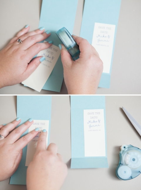 SomethingTurquoise-DIY-Perfect-Match-Save-the-Date-Invitations-0010