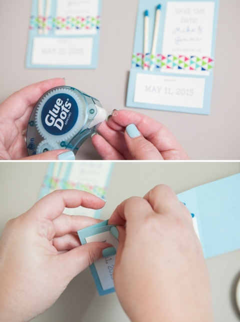 SomethingTurquoise-DIY-Perfect-Match-Save-the-Date-Invitations-0014